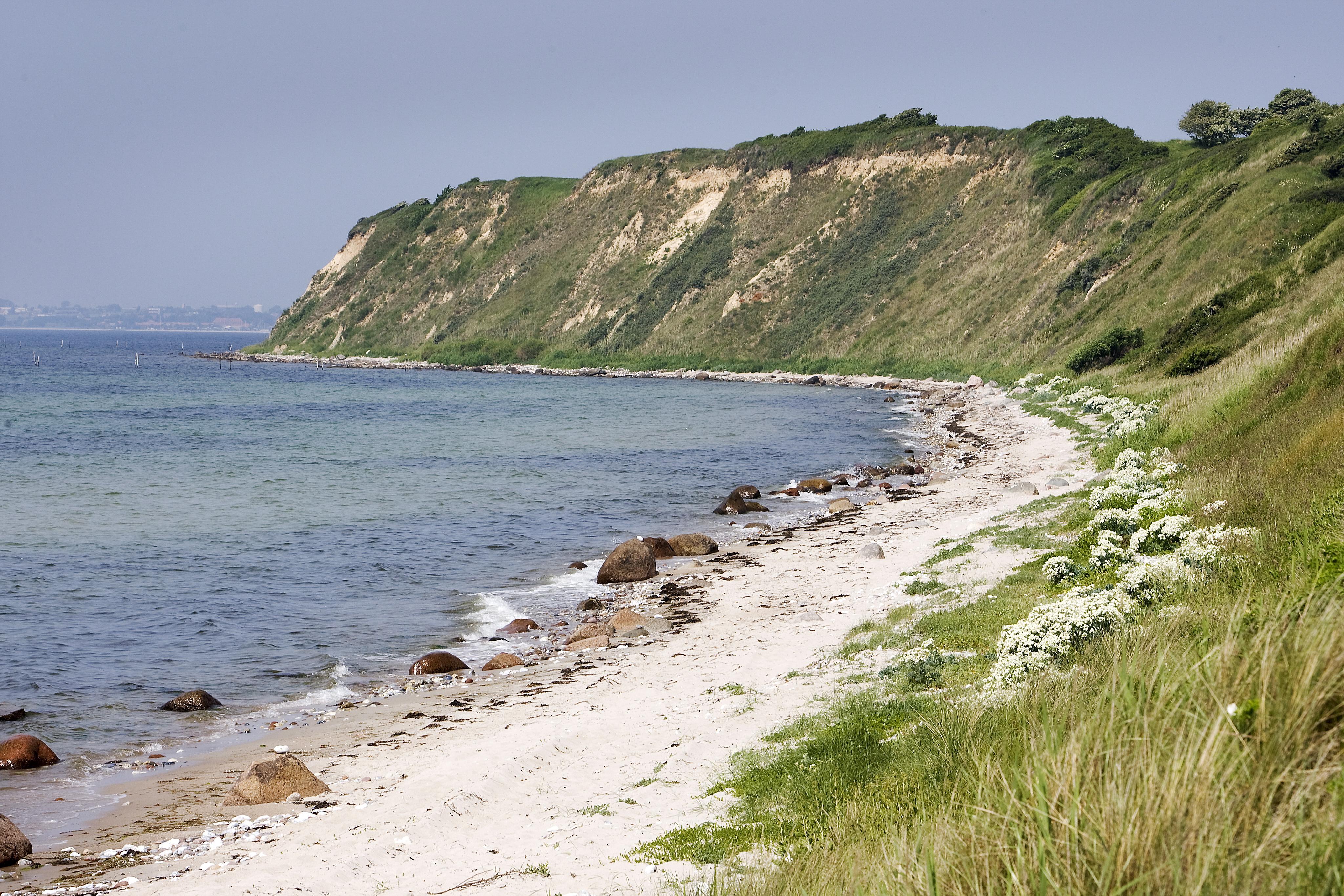 Humble Kro & Hotel on Langeland near Denmark's best beach