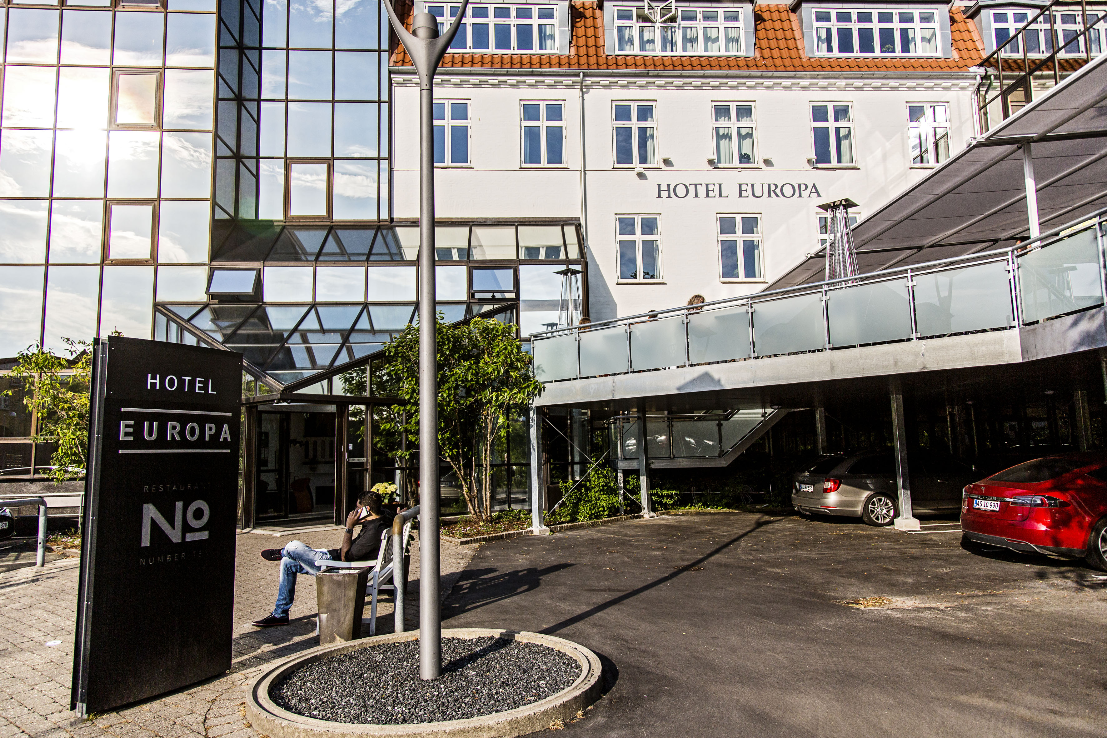 Hotel Europa - A break from daily life in southern Jutland