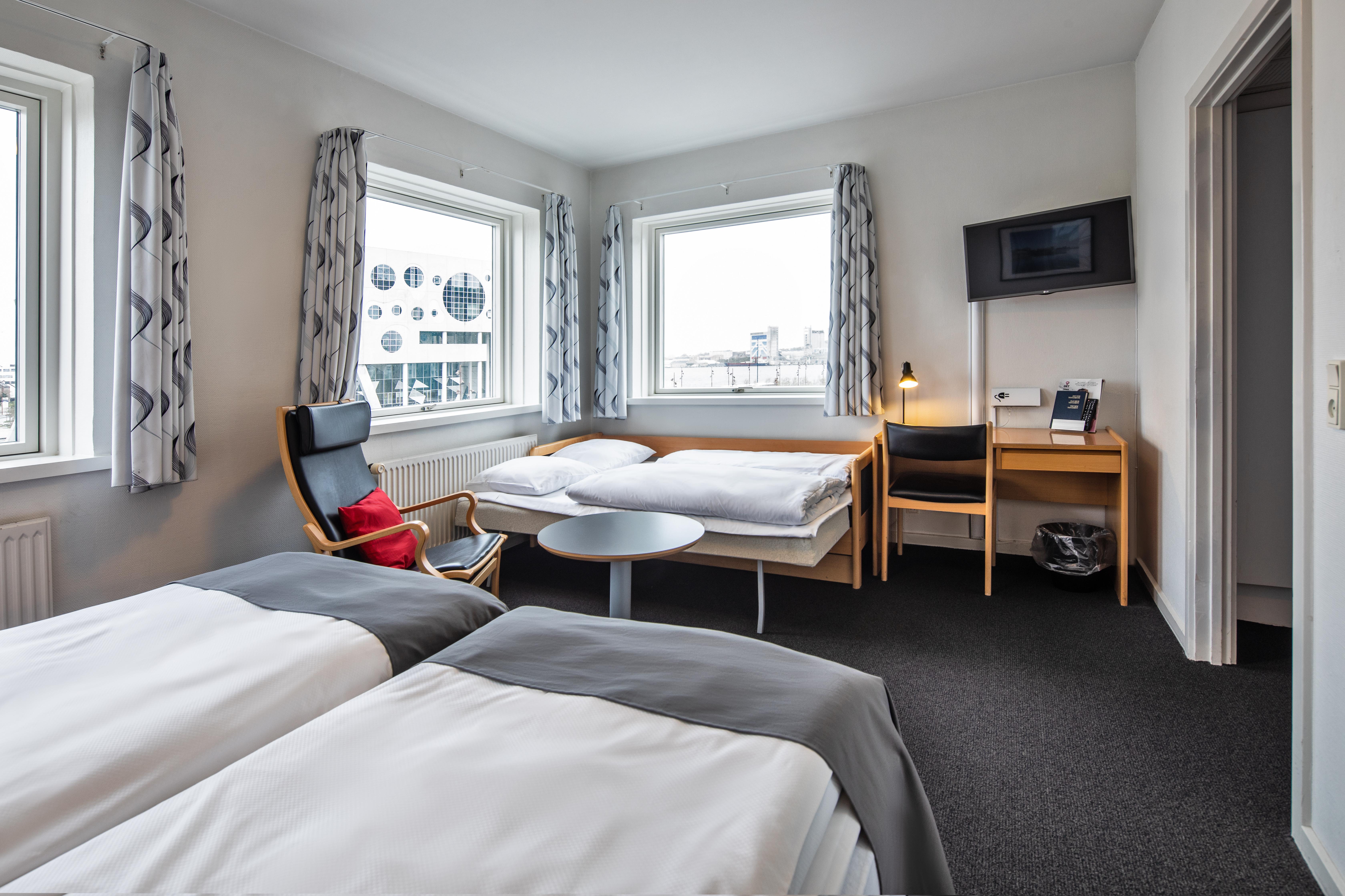 Kompas Hotel Aalborg In The Centre Of Aalborg